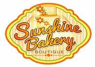 Graphic Design Inscrição do Concurso Nº100 para Logo Design for Sunshine Bakery Boutique a new bakery I am opening.