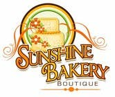 Graphic Design Inscrição do Concurso Nº135 para Logo Design for Sunshine Bakery Boutique a new bakery I am opening.