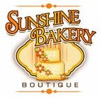Graphic Design Inscrição do Concurso Nº138 para Logo Design for Sunshine Bakery Boutique a new bakery I am opening.