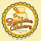 Graphic Design Inscrição do Concurso Nº139 para Logo Design for Sunshine Bakery Boutique a new bakery I am opening.