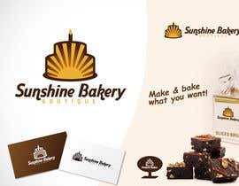 #360 for Logo Design for Sunshine Bakery Boutique a new bakery I am opening. af Mackenshin