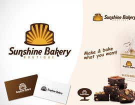 #364 pentru Logo Design for Sunshine Bakery Boutique a new bakery I am opening. de către Mackenshin