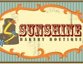 #240 for Logo Design for Sunshine Bakery Boutique a new bakery I am opening. af rainy14dec