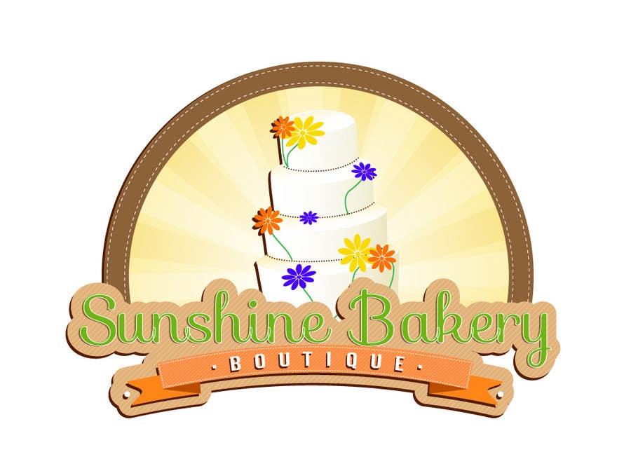 Inscrição nº 362 do Concurso para Logo Design for Sunshine Bakery Boutique a new bakery I am opening.