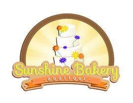 #363 cho Logo Design for Sunshine Bakery Boutique a new bakery I am opening. bởi aleca99