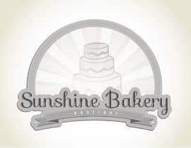 #341 for Logo Design for Sunshine Bakery Boutique a new bakery I am opening. by aleca99