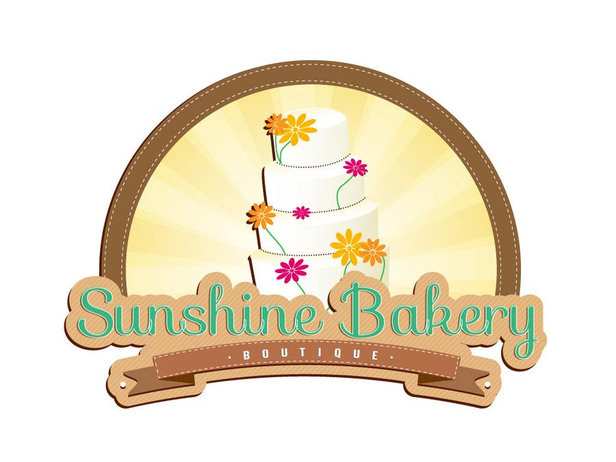 "Intrarea #357 pentru concursul ""Logo Design for Sunshine Bakery Boutique a new bakery I am opening."""