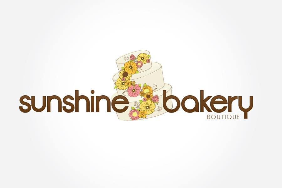 Inscrição nº 260 do Concurso para Logo Design for Sunshine Bakery Boutique a new bakery I am opening.