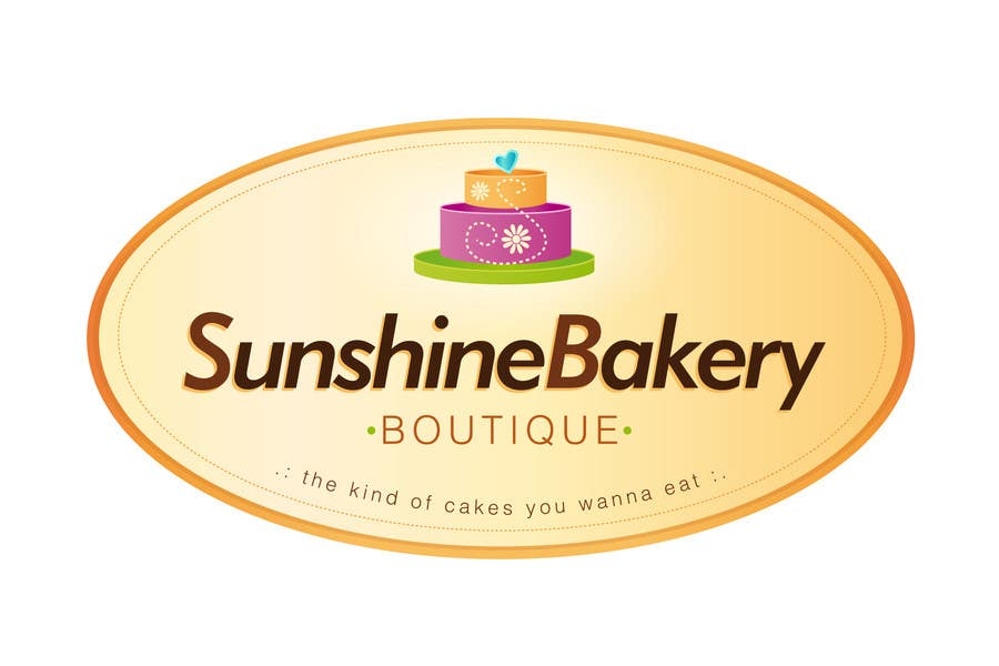 Inscrição nº 88 do Concurso para Logo Design for Sunshine Bakery Boutique a new bakery I am opening.