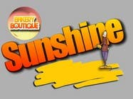 "Graphic Design Intrarea #315 pentru concursul ""Logo Design for Sunshine Bakery Boutique a new bakery I am opening."""