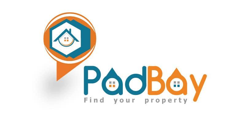 Kilpailutyö #243 kilpailussa Logo Design for PadBay