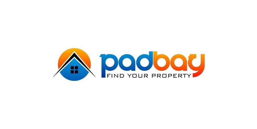 Kilpailutyö #253 kilpailussa Logo Design for PadBay
