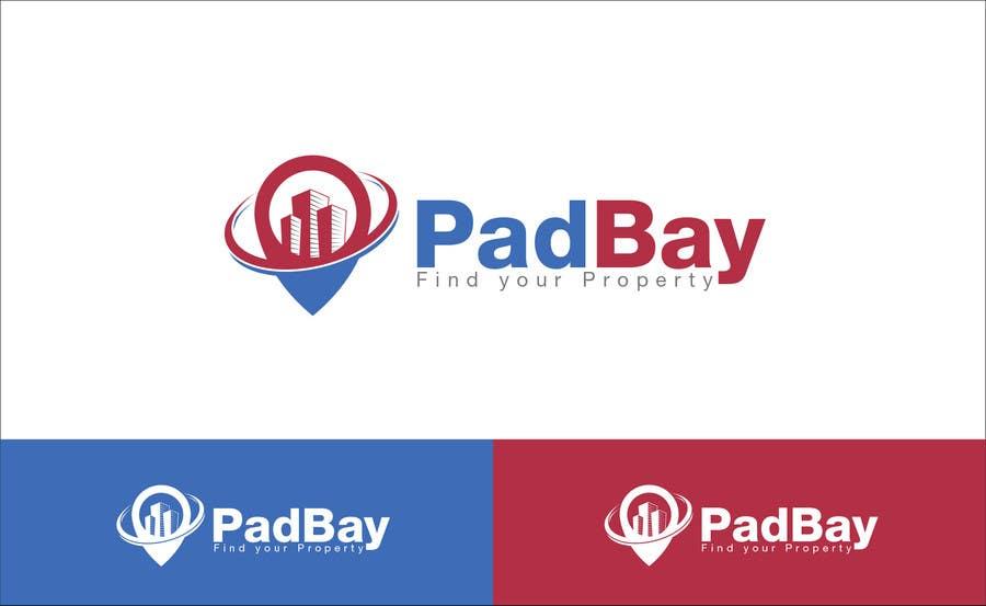 Kilpailutyö #89 kilpailussa Logo Design for PadBay