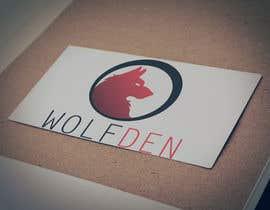 Nro 7 kilpailuun Wolf Den Logo design käyttäjältä AvishekM