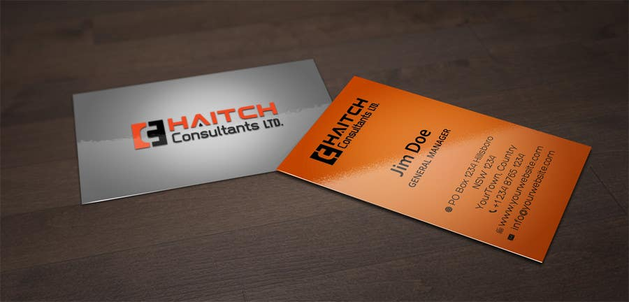 #6 for Design a Logo/ letter head / Business card  for Business consultants company - repost by viclancer