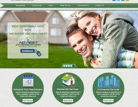 #21 cho Build a Website/Splash page for No Pest Exterminators Inc. bởi sharmaadeepak