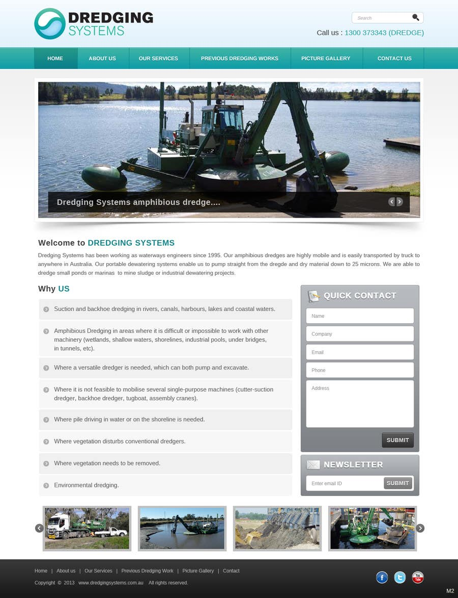 #16 for Build a Website/Splash page for No Pest Exterminators Inc. by grapaa