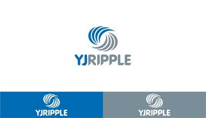 #37 para Design a Logo for YJ Ripple por nomi2009