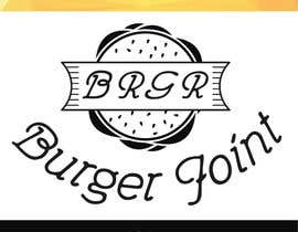 ekushkaaa tarafından Design a simple minimalist-ish logo for a burger joint için no 40