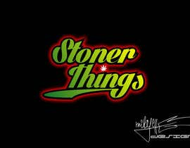 #32 for Design a Logo for Stoner logo for shirt brand af milanche021ns