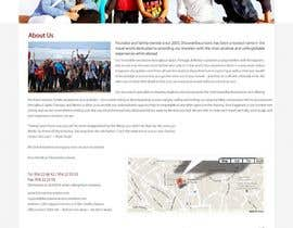 #13 para Custom Sports Equipment Website Design por grapaa