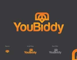 #18 para Design a Logo for new web site YouBiddy por shahriarlancer