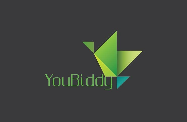 #19 for Design a Logo for new web site YouBiddy by shahriarlancer