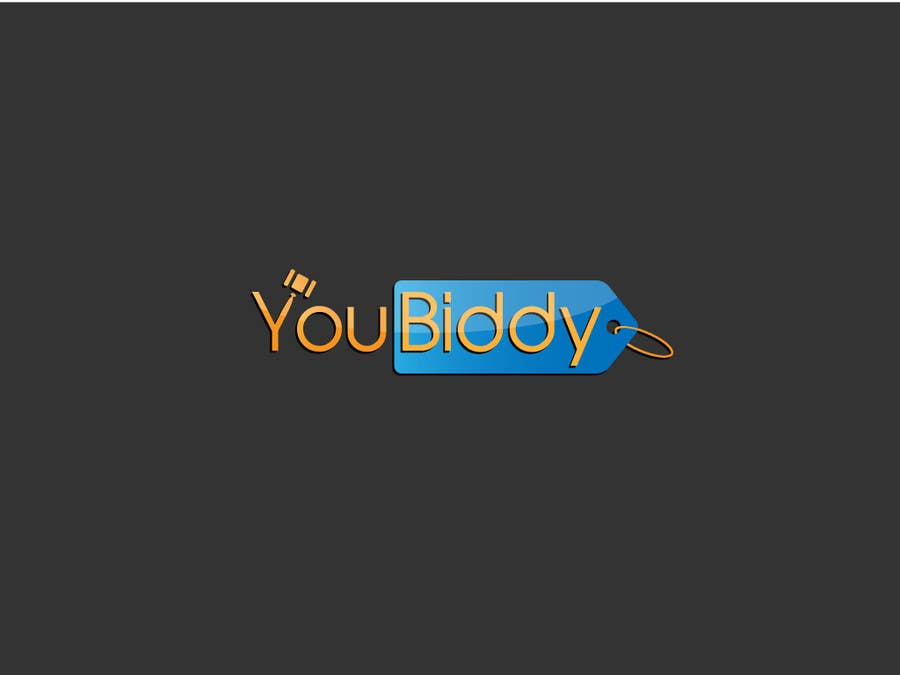 #28 for Design a Logo for new web site YouBiddy by Kkeroll
