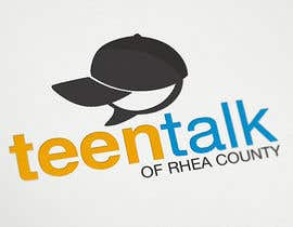 #15 untuk Design a Logo for Teen Talk / Teen Maze of Rhea County oleh haphaestos