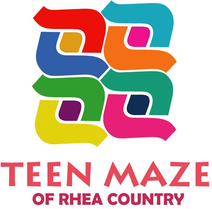 #35 for Design a Logo for Teen Talk / Teen Maze of Rhea County by zrbappy