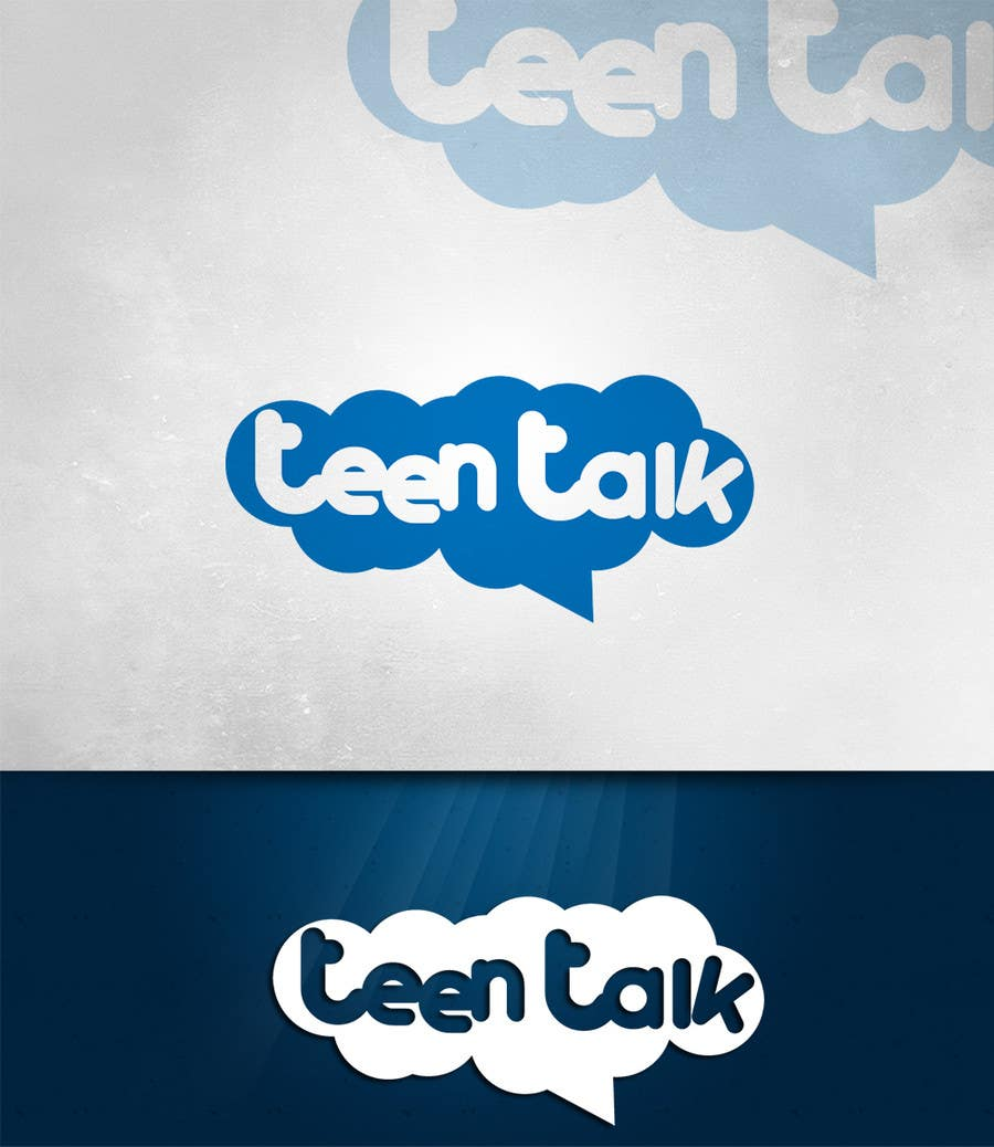 #1 for Design a Logo for Teen Talk / Teen Maze of Rhea County by manuel0827