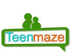 #29 untuk Design a Logo for Teen Talk / Teen Maze of Rhea County oleh naiksubhash