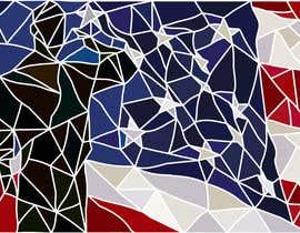 Nro 34 kilpailuun Create Memorial Day Themed Stain-Glass Art käyttäjältä MrShark