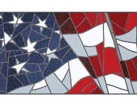 Nro 79 kilpailuun Create Memorial Day Themed Stain-Glass Art käyttäjältä scubacat154