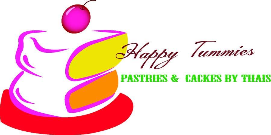 Kilpailutyö #17 kilpailussa Design a Logo for Cake Business