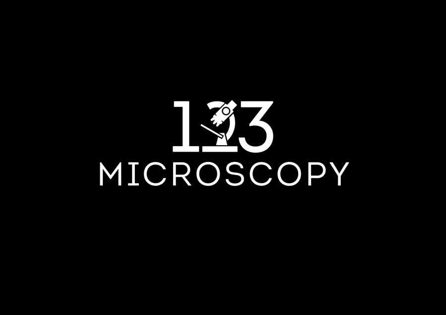 Kilpailutyö #101 kilpailussa Design a Logo for 123Microscopy