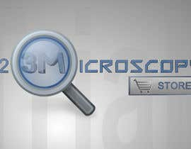 #23 para Design a Logo for 123Microscopy por paolabertulli