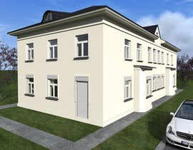 lauraburlea tarafından Do some 3D Modelling for building için no 22