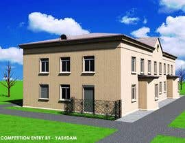 yashdam4hire tarafından Do some 3D Modelling for building için no 18