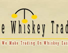 #44 untuk Design a Logo for The Whiskey Trader oleh pradheesh23