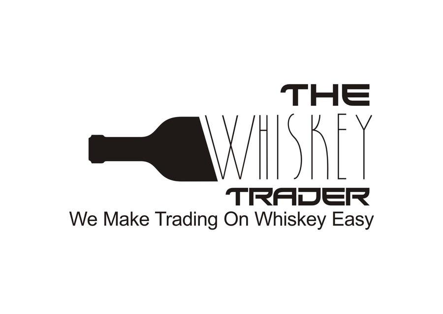 #33 for Design a Logo for The Whiskey Trader by kelikpujis