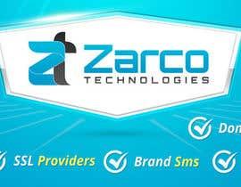 Nro 173 kilpailuun Logo and banners for Zarco Technologies käyttäjältä designblast001