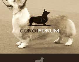 Nro 22 kilpailuun Logo for a Dog's Forum käyttäjältä shiladutta