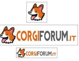 Nro 77 kilpailuun Logo for a Dog's Forum käyttäjältä TheAnticipated