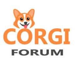Nro 6 kilpailuun Logo for a Dog's Forum käyttäjältä mustafadidaamiri