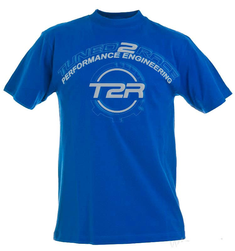 Penyertaan Peraduan #14 untuk Design a T-Shirt for Tuned2Race