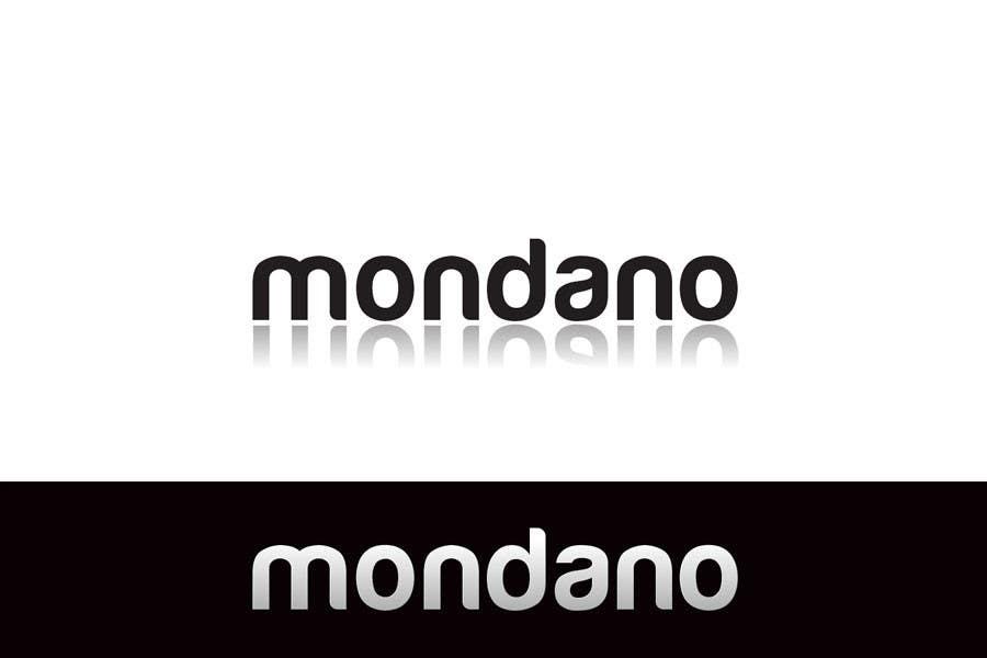 Proposition n°386 du concours Logo Design for Mondano.com