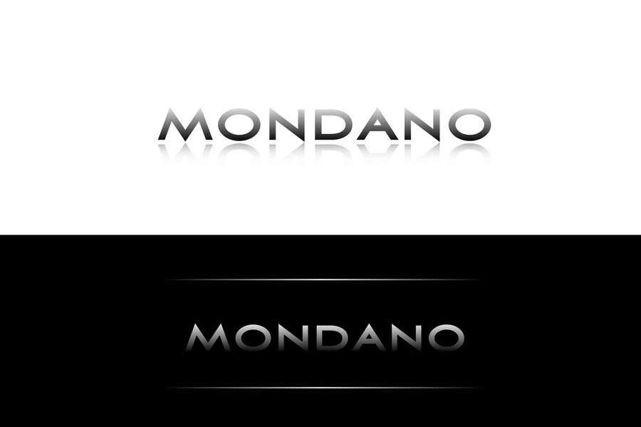 Proposition n°279 du concours Logo Design for Mondano.com