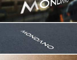 nº 529 pour Logo Design for Mondano.com par maidenbrands