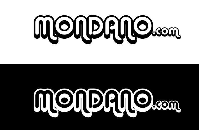 Contest Entry #292 for Logo Design for Mondano.com